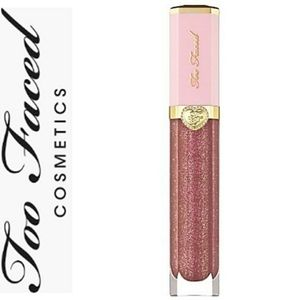 Too Faced Rich & Dazzling Lip Gloss